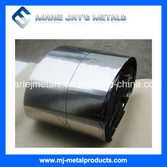 High Quality Titanium Foils Made in China pictures & photos