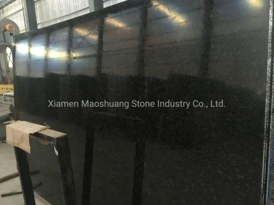 Angola Black Natural Granite Stone
