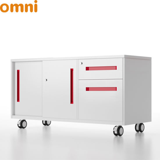 Office Furniture Single Drawer Lateral File Cabinet (OMX-02)