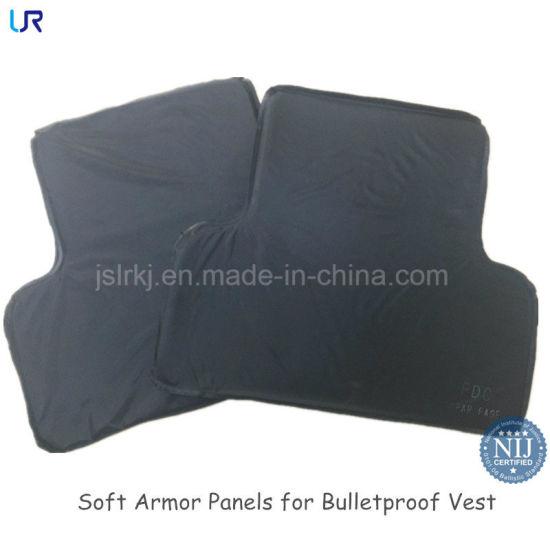 Nij Iiia Soft Bulletproof Insert Ballistic Panel Body Armor Plate
