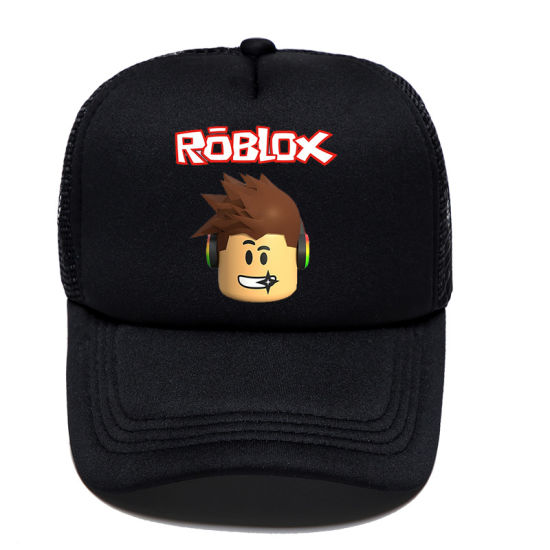 Roblox Youth Embroidered Logo Adjustable Snapback Baseball Cap Hat
