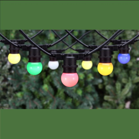 Wholesale Price Outdoor Decoration Flash LED String Light