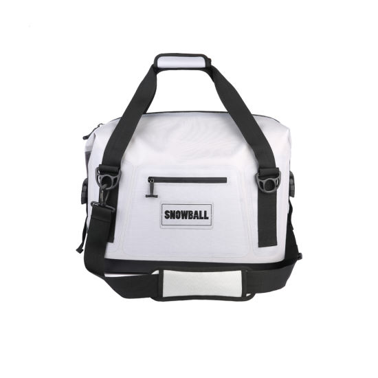 Insulated Cooler Bag Wholesale Soft Cooler Thermal Lunch Box with Strap