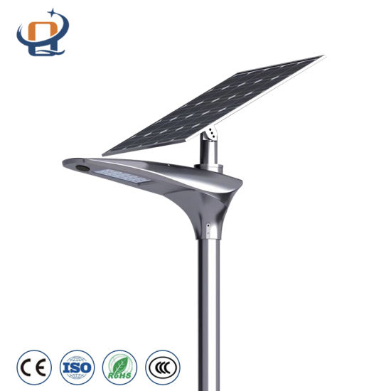All in One Solar Powered LED Parking Lot Lights