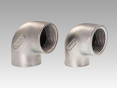 Stainless Steel Casting Jwwa Certificated Exhaust Pipe