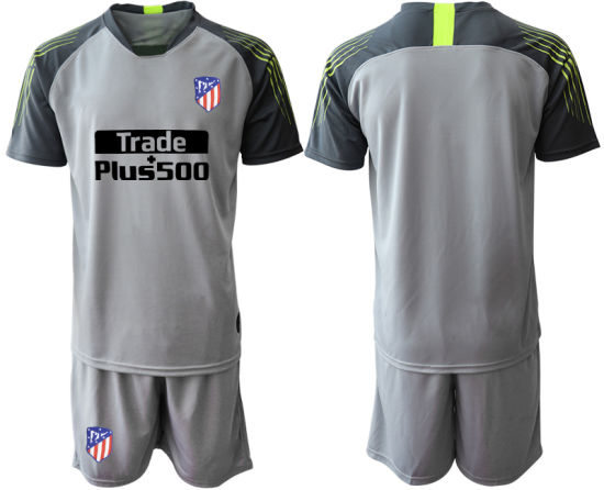 the best attitude 41c35 5e1a7 China Thailand Atletico Madrid Soccer Jersey 2019 Goalkeeper ...