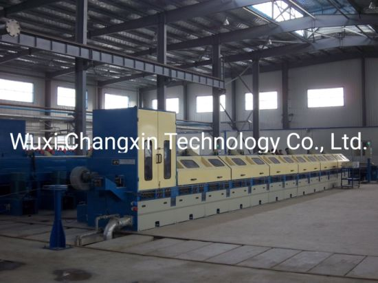 High/MID/Low Carbon Oto Block Straight Line Wire Drawing Machine for Nail/Mesh/Steel Cord/PC