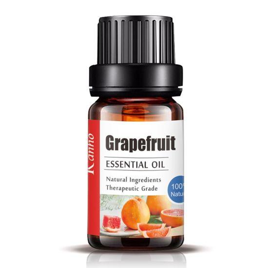 Wholesale 10ml Therapeutic Grade 100% Natural Pomelo Essential Oil OEM/Obm Single Essential Oil