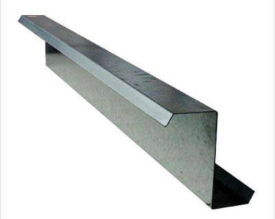 Cold Rolled Galvanized Coated Z Profile