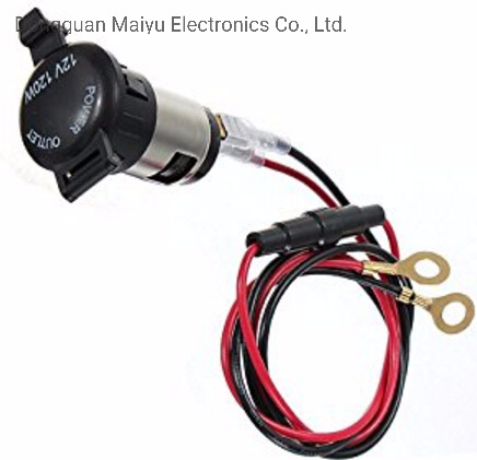 2017 New Cheap Auto Parts 12V Car Charger Socket pictures & photos