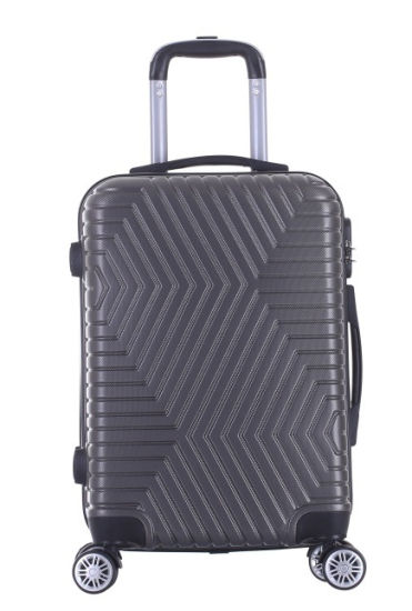 "2019 New Travel Luggage Trolley ABS 20""24""28"" 3 Set Luggage Xha171"