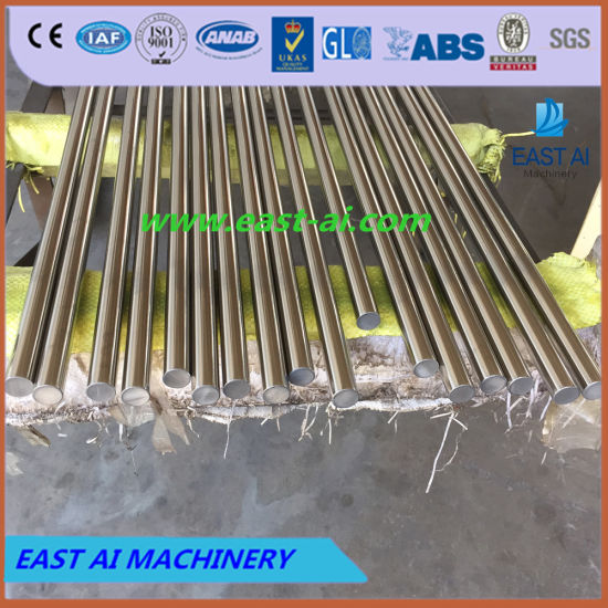 Chrome Plated Stainless Steel Bar with High Quality