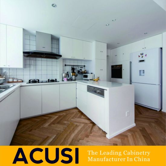Factory Wholesale Customized Australia Style Modern Lacquer Kitchen Cabinets  (ACS2 L08)