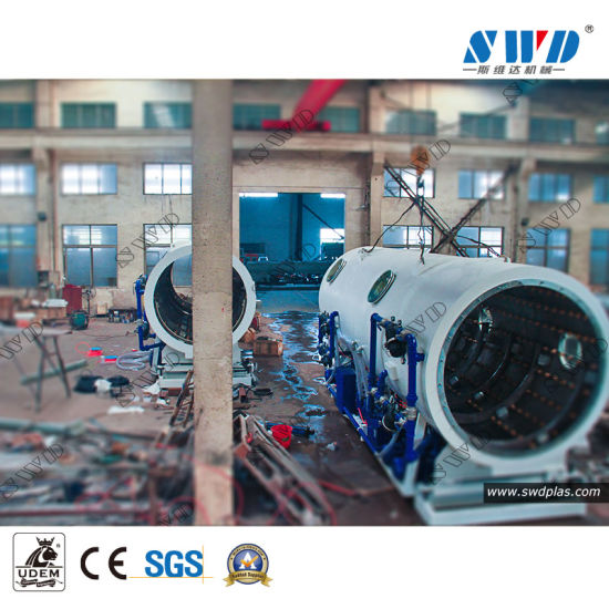 New Type Pipe Vacuum Cooling Machinery