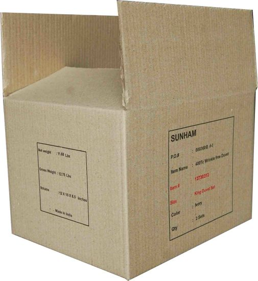 Custom Design Color Carton Packing Box pictures & photos