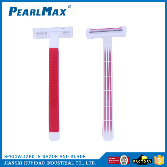 Hot Selling Polybag Packing Shaving Product