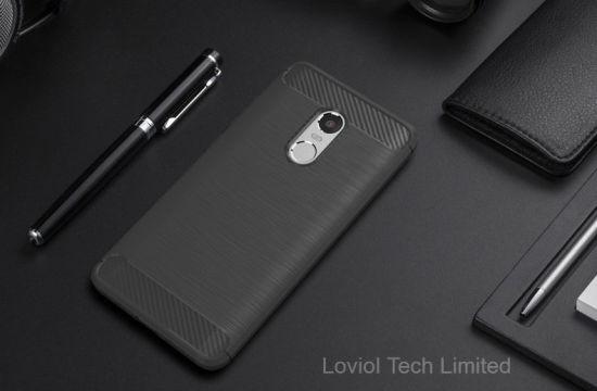 Carbon Fiber TPU Case for Xiaomi Redmi Note 4