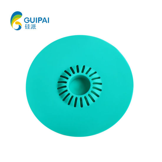 100% Silicone Sink Filter for Bath Shower Kitchen Collapsible Cover Water Strainer Stopper
