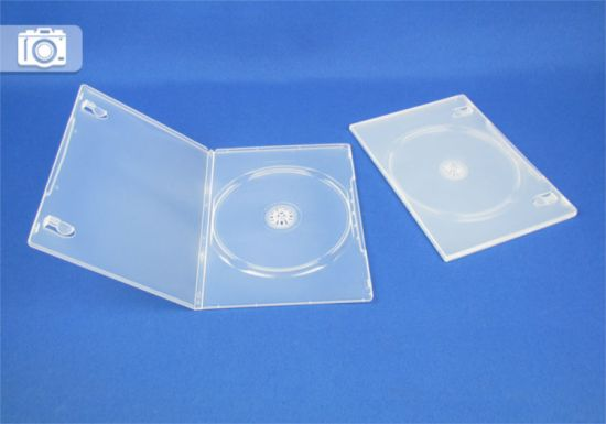 DVD Case DVD Box DVD Cover 7mm Long Single Clear