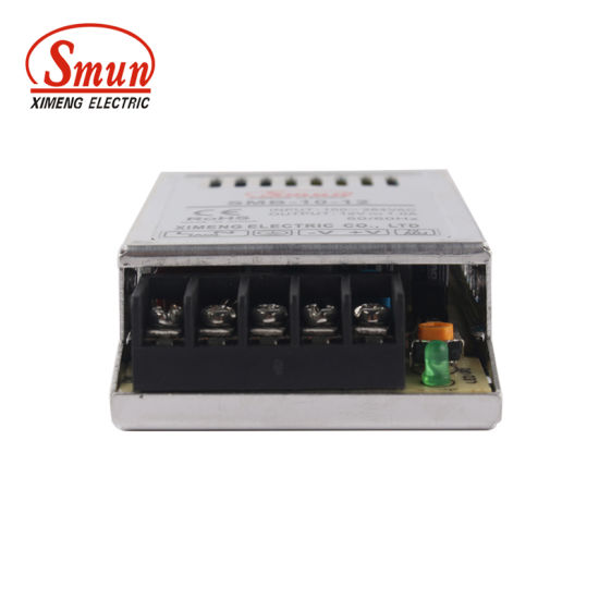 SMB-10-12 12V 0.8A 10W Ultra-Thin Slim Switching Power Supply SMPS pictures & photos