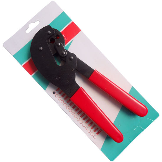 Crimping Tool for Coaxial Cable and Connector Crimping Plier pictures & photos