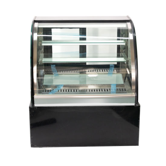 Excellent Cake Glass Refrigerated Chocolate Display Case