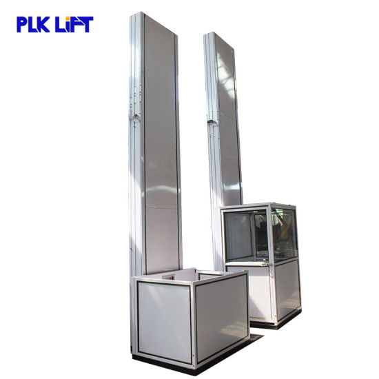 1.5m 250kg Hydraulic Wheechair Passenger Home Elevator Indoor