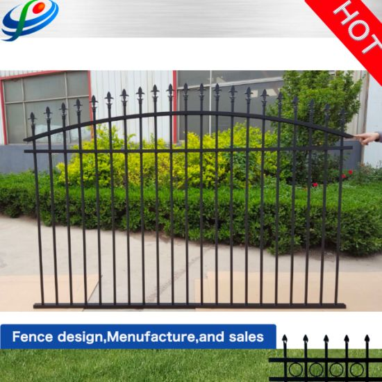 Wholesale Aluminum Fence Panels Residential Cheap Metal Chain Link Wire Mesh Fencing