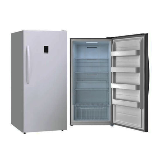 a+Energy Class No Frost Freezing Quickly Upright Freezer