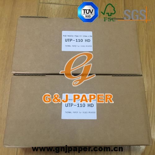 2017 Hot Products Heat Sensitive Thermal Paper 110s for Sale pictures & photos