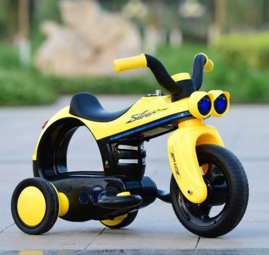 [Hot Item] New Style Children's Electric Car Factory Outlet Baby Electric  Motorcycle