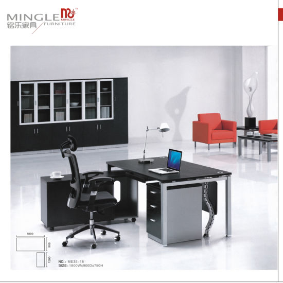 Office Table For 4 Person: China 4 Person Executive Office Workstation With Cubicle