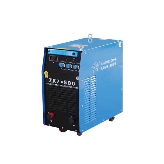 durable IGBT DC inverter arc/MMA/stick welder ZX7-400/500/630/1000/1250