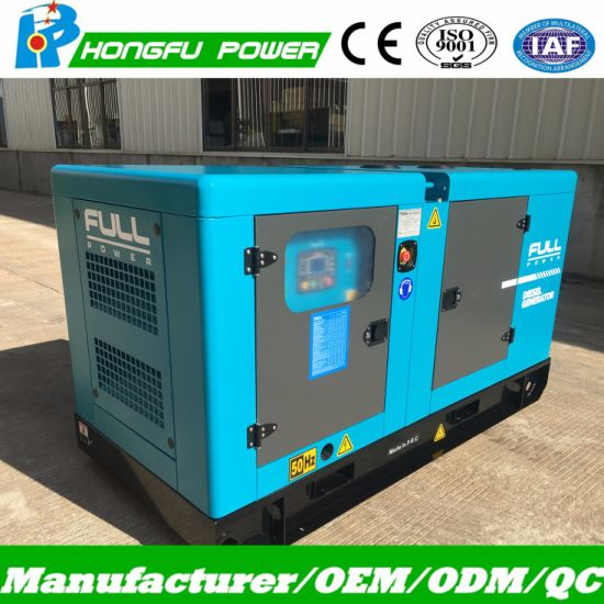 38kVA Prime Power Generation with Cummins Engine 4bt3.9-G1 Ce Approved