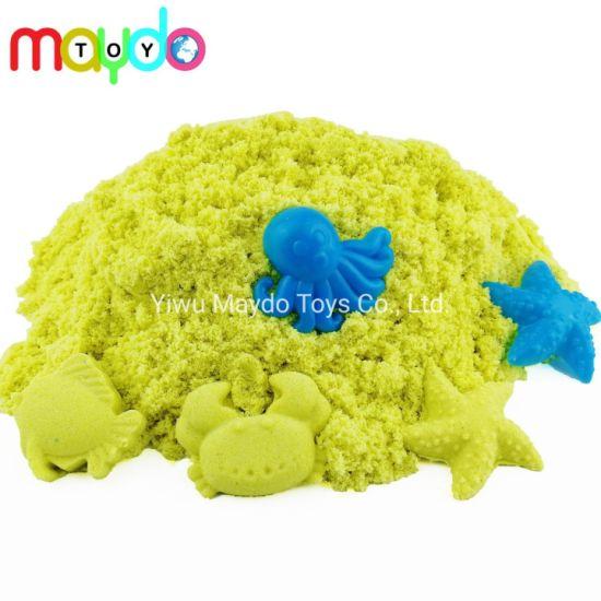 Wholesale Bulk Magic Kinetic Sand DIY Educational Play Sand Toy
