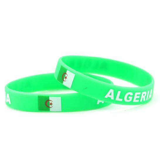 2018 World Cup Football Games Customized Logo Silicone Wristband pictures & photos
