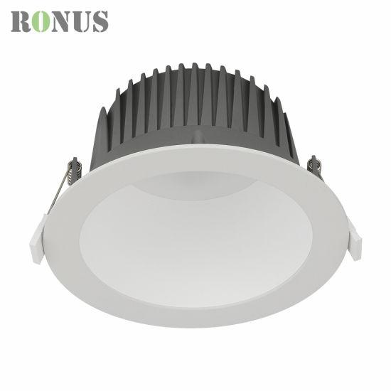 IP44 LED Downlight COB Spotlight Deep Anti-Glare Luminaire 7-40W Spot Light Lamp Ceiling Indoor Lighting