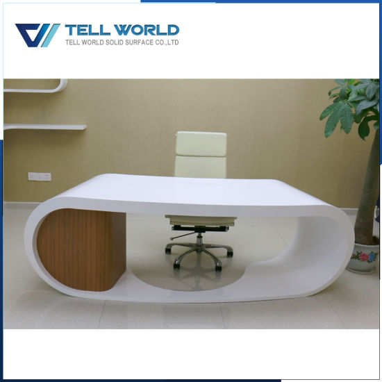Corian With Multi Color Choose Office Table Oval Office Desk