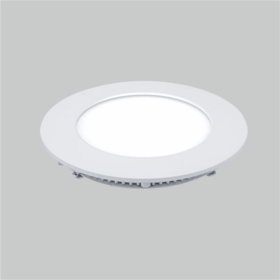 LED Panel Light Round Inside 3W 6W 9W 12W 15W 18W Ceiling Lamp Manufacturer Price Factory Panel Light