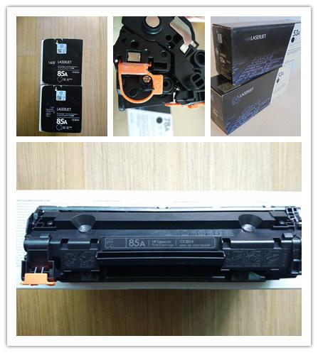 Cc530A Cc531A Cc532A Cc533A HP 304A Compatible Toners Cartridge