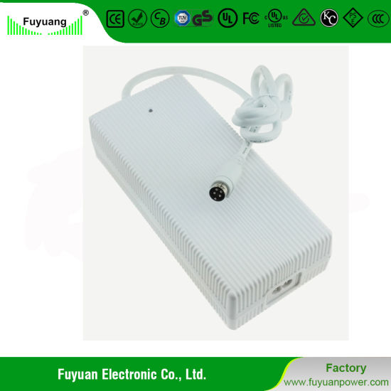 Fuyuang AC DC Power Adapter 19V 8A Power Supply
