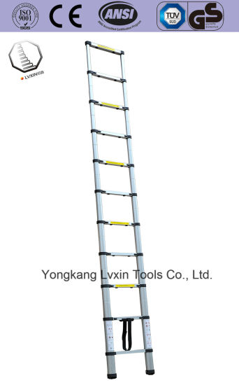 Extension Aluminum Ladder with 3.2m