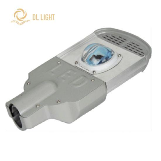 OEM SKD Part Aluminum 50W LED Street Outdoor Light