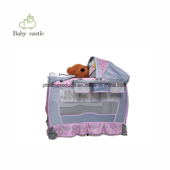 Comfortable and Portable Basic Baby Playpen Playard