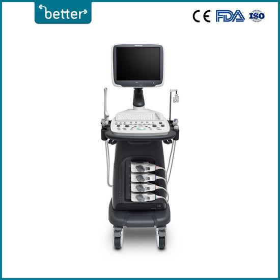 Full Digital Ultrasound 4D Color Doppler Sonoscape S12