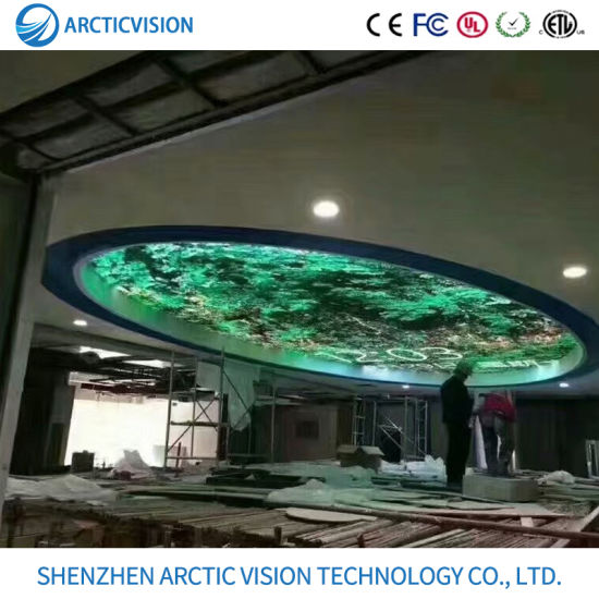 Special DJ Butterfly Display LED Screen Indoor Advertising, Video Wall LED Module Rgbp1.8 P2.5 P3 P4 P5