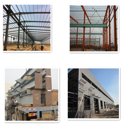 Fast Install Steel Farm Structure Pdf for Metal Frame Building pictures & photos