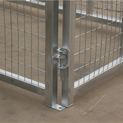 China High Quality Galvanized Horse Cattle Hay Feeders for