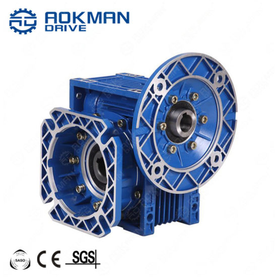 RV Series Hard Tooth Orthogonal Helical Worm Gearbox From China Aokman