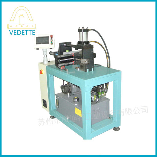 Automatice CNC Multi-Station Copper Tube End Forming Machine